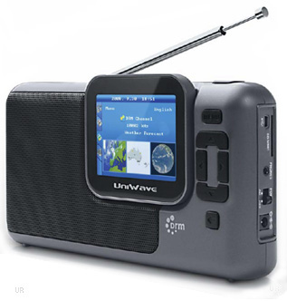 The UniWave Di-Wave/Di-Wave 100.
