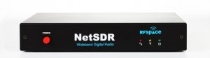 The RFspace NetSDR wideband receiver