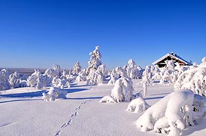 Photo of Saariselkä courtesy of DXing.info