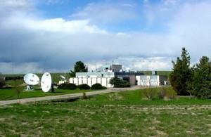 WWV building in Fort Collins, Colorado (photo courtesy: NIST)