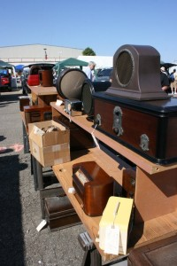 The Hamvention flea market is, without a doubt, my favorite part of the event.