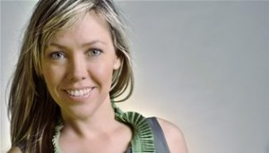 Felicity Urquhart, host of ABC's Saturday Night Country. (photo: ABC)