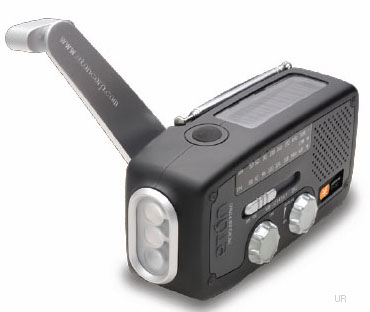 """The shortwave version of the Eton Microlink FR160 is one of the noted """""""