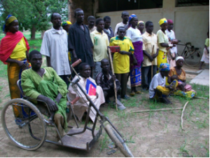 Doulek's Association of Disabled People, Cameroon (Photo: ETOW)