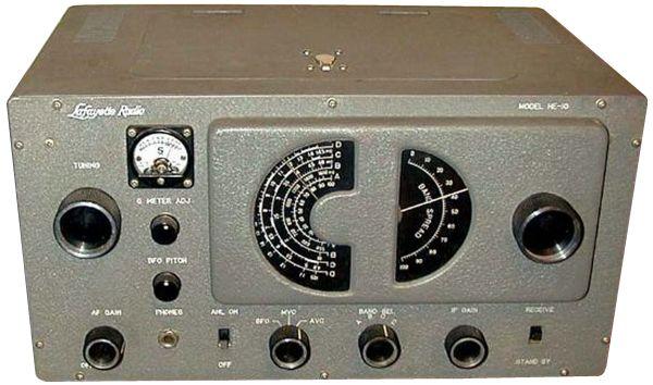 The Lafayette HE - 10 (Photo: RigPix.com)