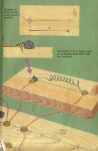 "A sample illustration from ""How To Build a Transistor Radio"""