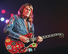Alvin Lee (19 December 1944 – 6 March 2013) (Photo: Wikimedia Commons)