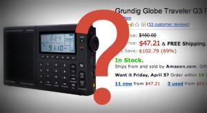 Amazon GrundigG3-001