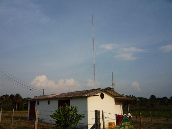 casa trans. antena AM
