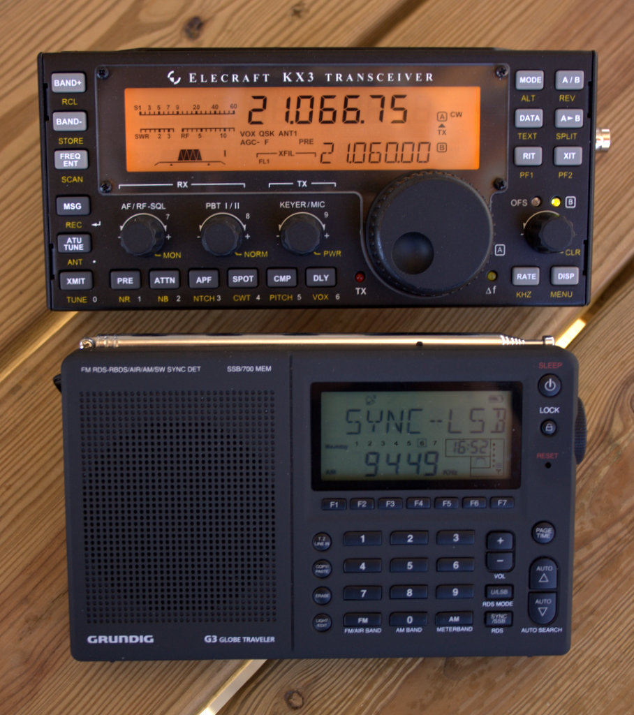 review of the elecraft kx3 world class transceiver. Black Bedroom Furniture Sets. Home Design Ideas