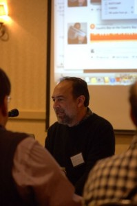 David Goren hosts the annual Shortwave Shindig