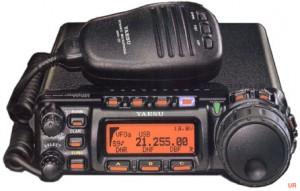 The Yaesu FT-857D