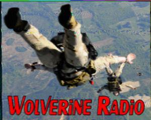 I decoded this Wolverine Radio SSTV QSL on the SSTV iOS App