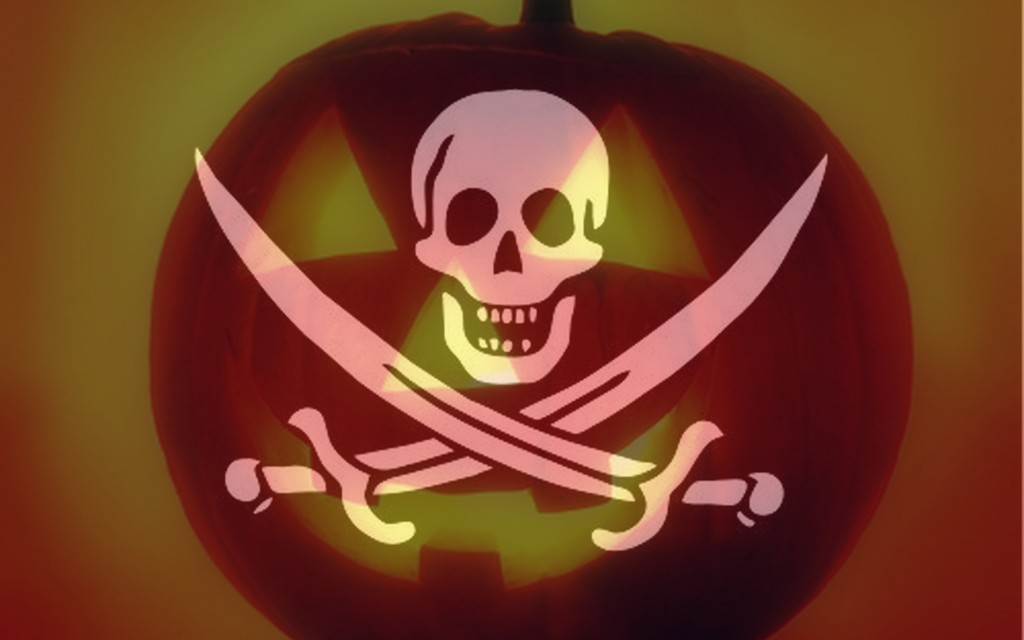 Listen for Halloween pirate radio this weekend and Tuesday night ...