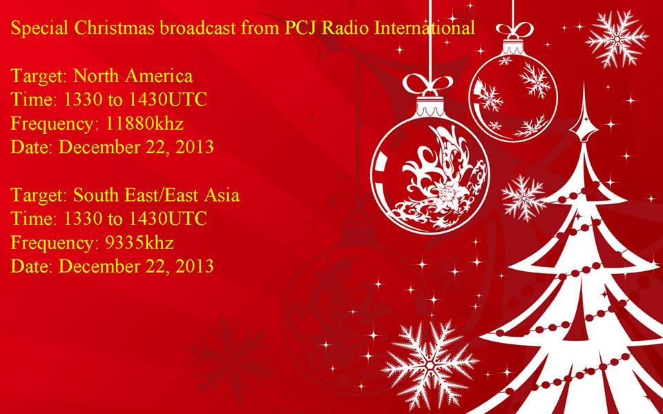 PCJ Christmas