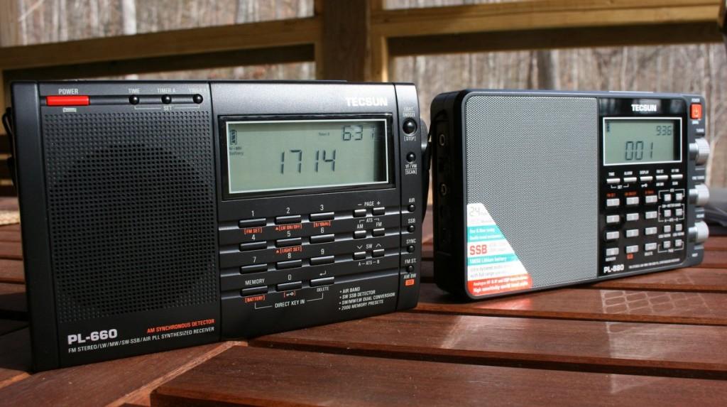 A Review Of The Tecsun Pl 880 Portable Shortwave Radio