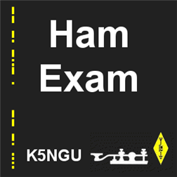 HamExam is a useful free app for the Windows smart phone.