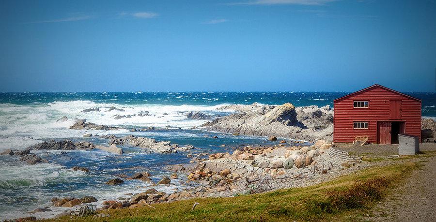 Broom Point Fishing Premises, Gros Morne National Park (Source: Newfoundland Tourism, Flickr)