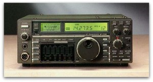 The Icom IC-735