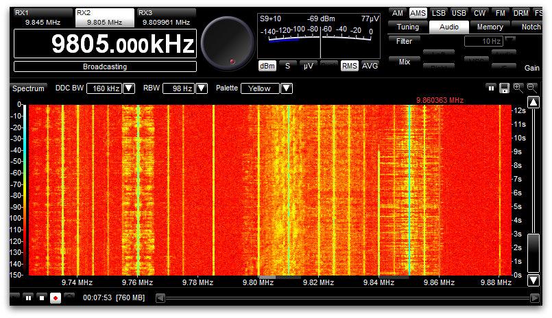 SpectrumDisplay-31Meters-WinRadioExcalibur