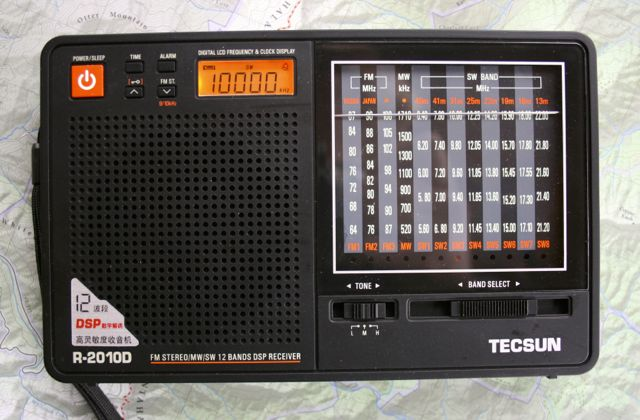 Tecsun-R2010D