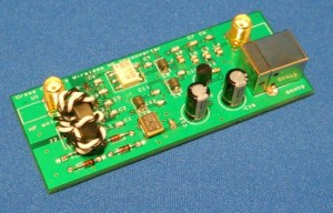 The CCW HF Upconverter (Photo: Cross Country Wireless)