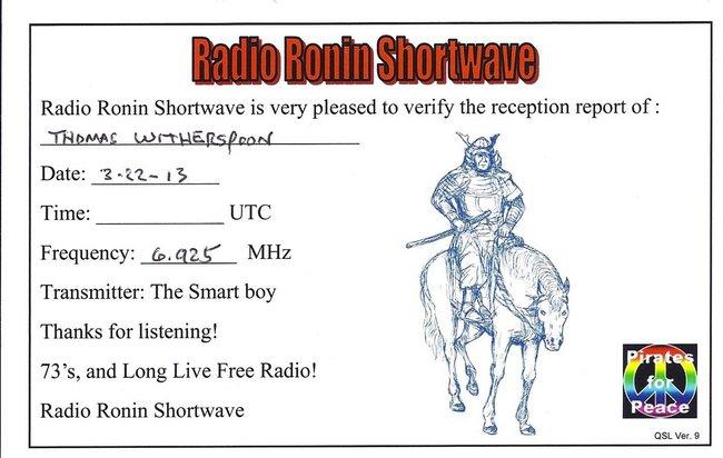 RadioRoninShortwave-QSL-Back