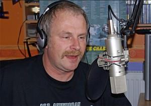 """DJ Eric van Willegen, """"Uncle Eric"""" hosts The Giant Jukebox on the Mighty KBC."""