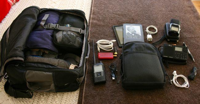 SWL Travel Gear - Full View