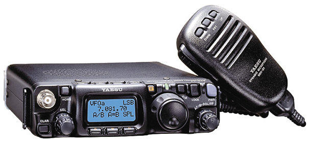 Yaesu Ft 817 As A Travel Receiver The Swling Post