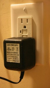 "These ""Wall Wart"" type adapters can create a lot of RFI"
