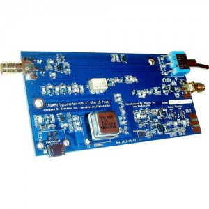 The Ham It Up v1.2 - NooElec RF Upconverter  converts your RTL-SDR dongle into an HF receiver.