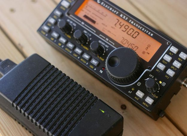 My old 1 amp regulated laptop power supply is more than adequate for SWLing on the Elecraft KX3