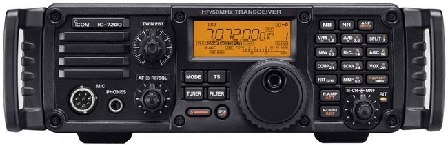 Icom-IC7200
