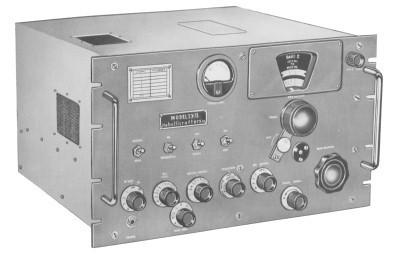 Hallicrafters SX-73 (Source: radioreprints.com)