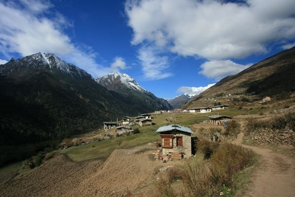 View of Laya, Bhutan (Source: Roro Travel)