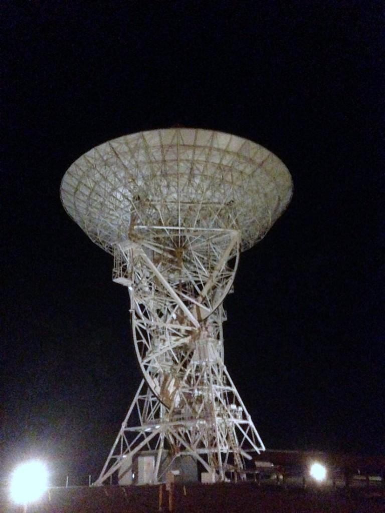 PARI-East-26M-Antenna