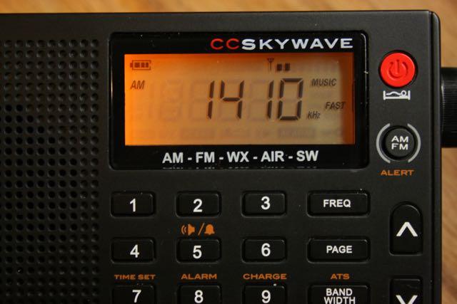 C crane Cc Radio manual
