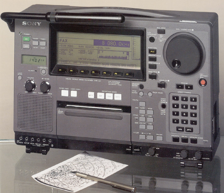 Ebay Find The Mythical Sony Crf V21 The Swling Post