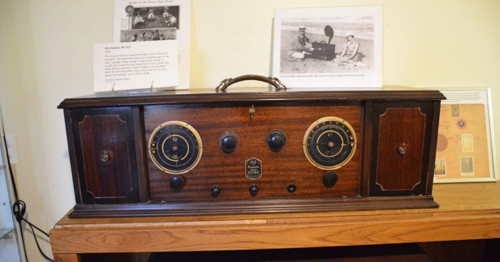 RCA-Portable