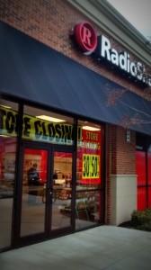 RadioShack-StoreClosing