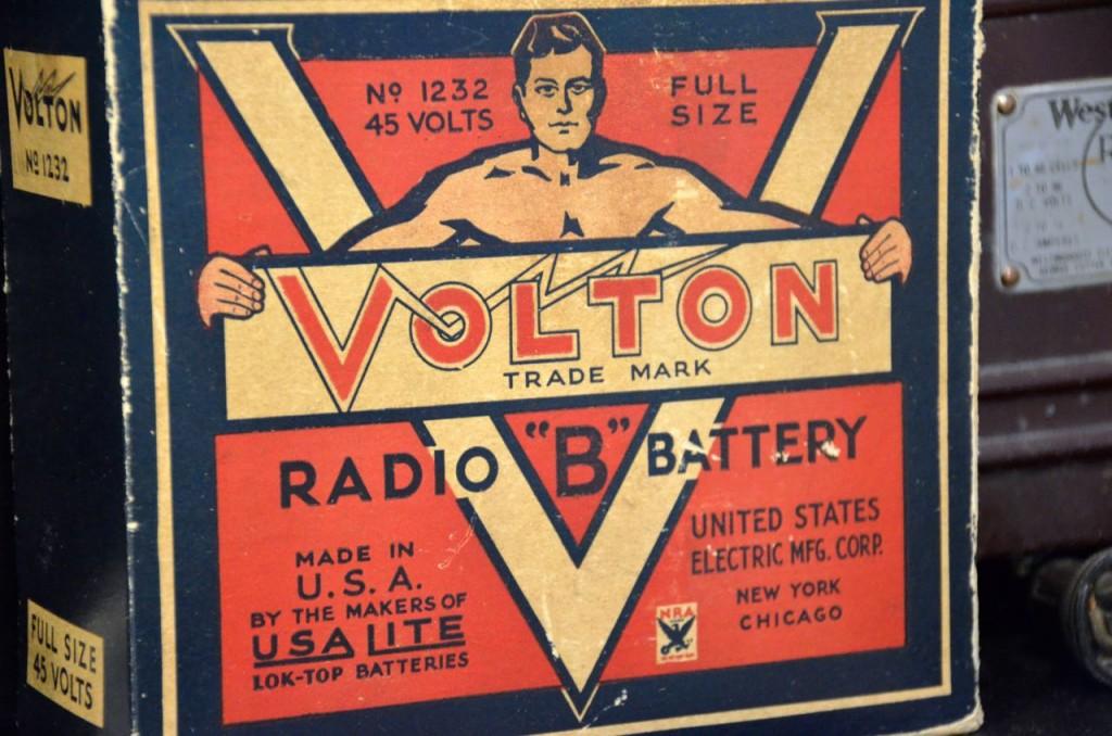 Volton-Battery