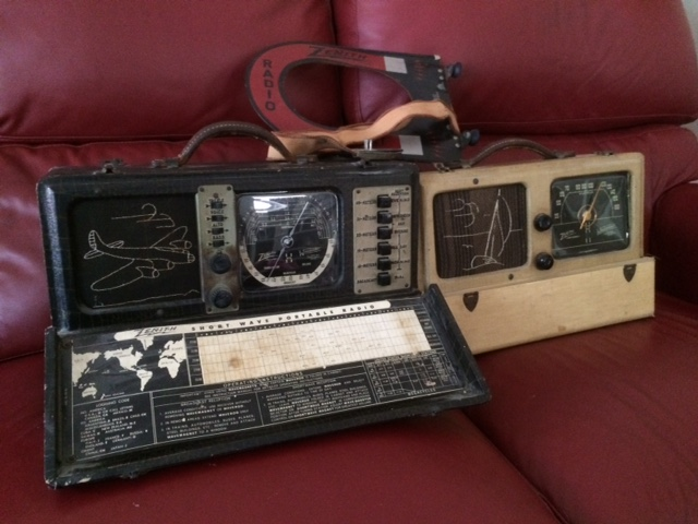 How Bob Found His Zenith Bomber in addition Crystal radio additionally Listen Up as well Halli03 furthermore 111257275257. on transoceanic shortwave radio receivers