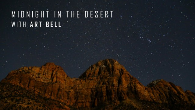 MidnightInTHeDesert