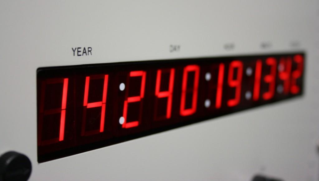 WWV-TimeCodeGenerator