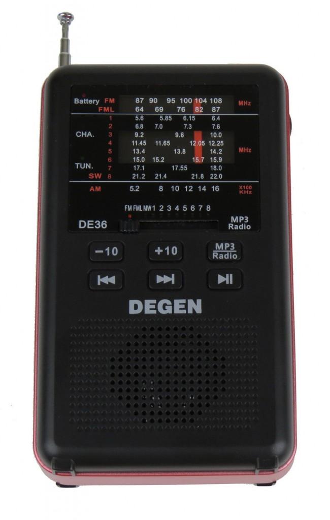 Degen De1103 Pll Digital Amfmlw Ssb Sw Shortwave Radio