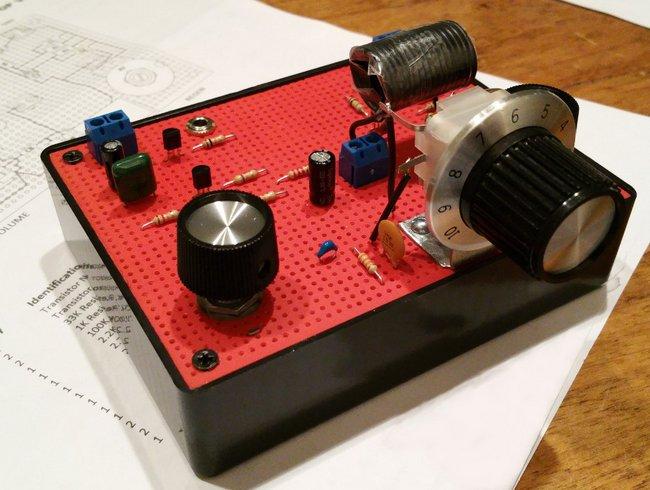 Radio Shack Build In Radio Kit