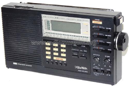 The Supertech SR16HN (photo: Radiomuseum.com)