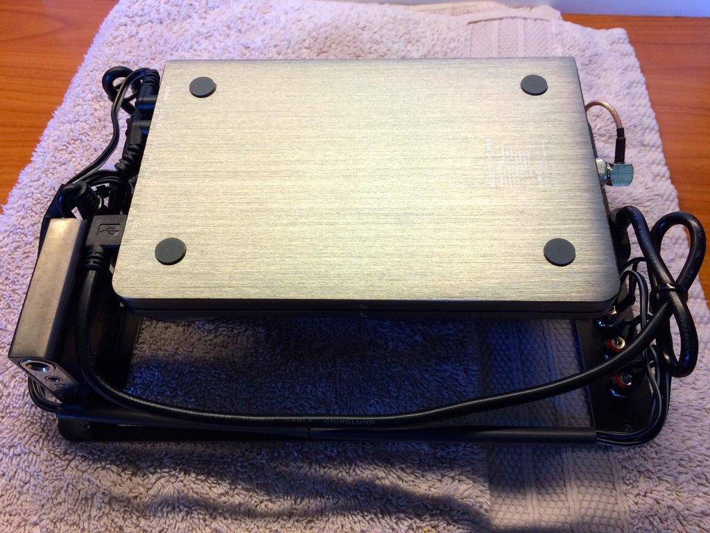 Scott's Elecraft KX3 Go-Box | Q R P e r