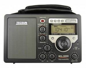 The Tecsun BCL-3000 for comparison.